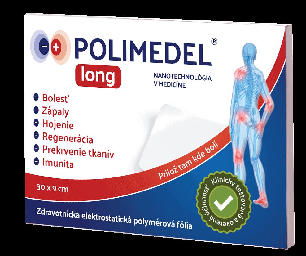 Polimedel Long 30x9 cm
