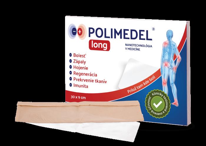 Polimedel Long 30x9 cm krabička