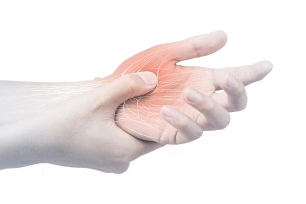 Polimedel - zapal palca